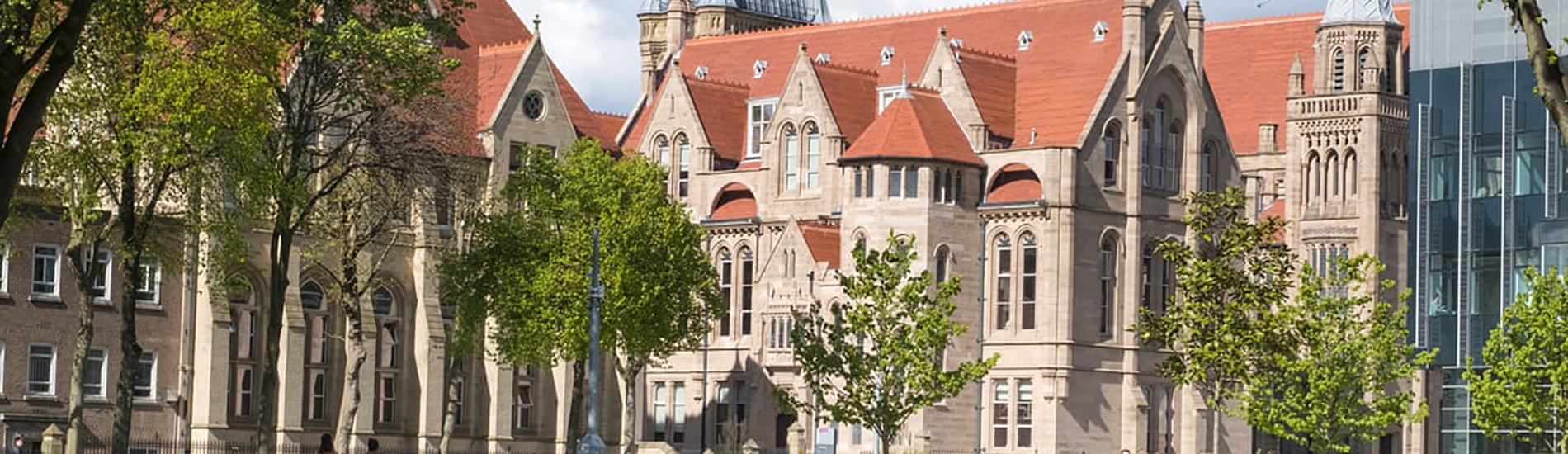 The University of Manchester , INTO UK