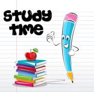 http://www.dreamstime.com/stock-photo-study-time-card-image17907770