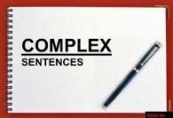 Complex-Sentence..