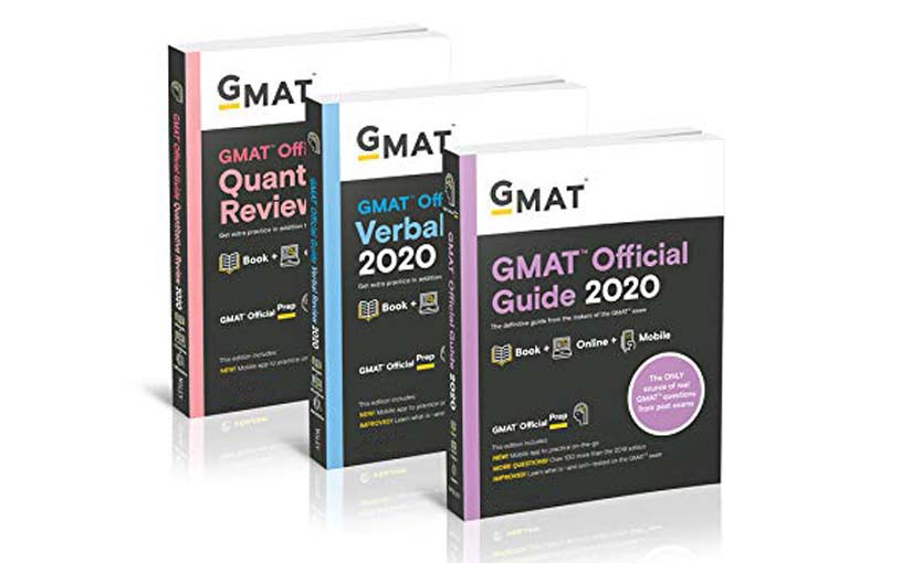 GMAT Official Guide 2020 Series -Complete Review-Manya Group