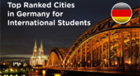Top Ranked Cities in Germany for International Students