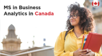 Ms in Business Analytics in Canada
