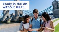 Study in the UK without IELTS