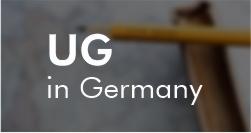 UG in Germany