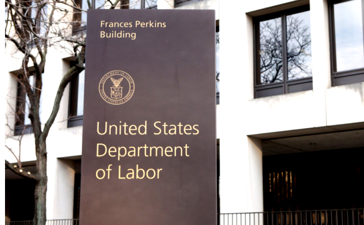 The US Department of Labour