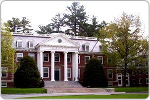 Tuck School of Business at Dartmouth College in New Hampshire