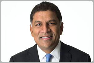 Vivek Sankaran, President and CEO of Albertsons Companies Inc.