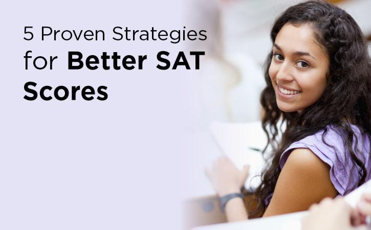 5 Proven Strategies for Better SAT Scores