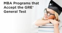 MBA Programs that Accept the GRE