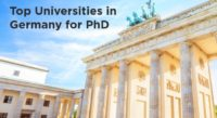 Top University in Germany
