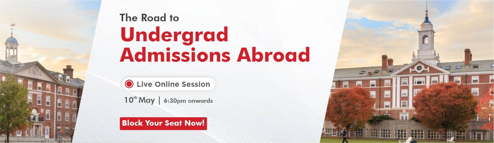 The Road to Undergrad Admissions Abroad